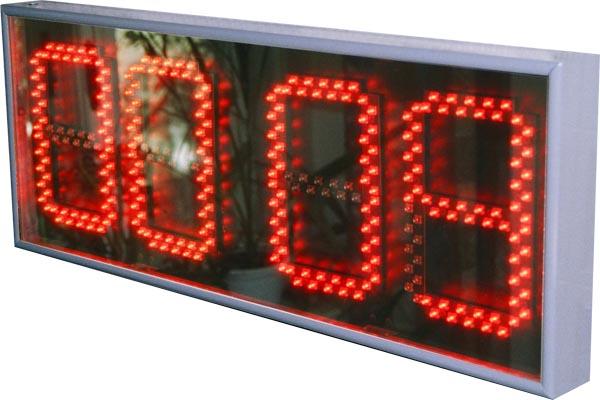 Завод «Рефлектор» производит и предлагает к реализации: Часы цифровые электронные настенные | Pandia.ru